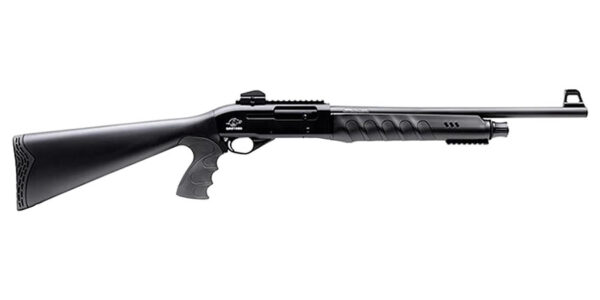 Citadel Warthog 12 Gauge Tactical Pistol Grip Semi-Auto Shotgun with Raised Tactical Fro