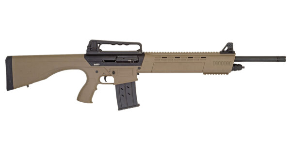 Tristar KRX Tactical 12 Gauge AR-15 Style Shotgun with FDE Finish