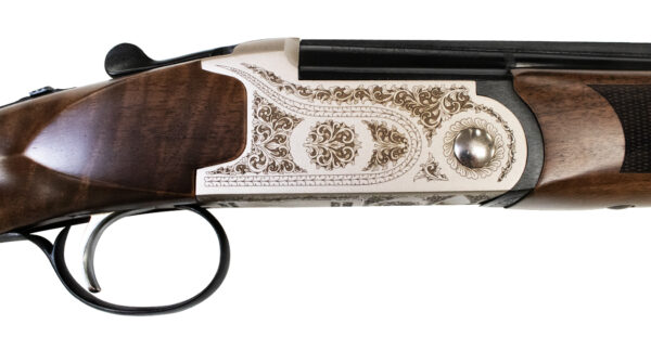 Legacy Pointer Acrius 410 Gauge Over-Under Shotgun with Walnut Stock