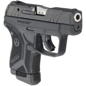 Ruger LCP II Lite Rack Pistol 22LR Semi Auto Pistol 10+1 Rounds Polymer Frame Matte Black 13705