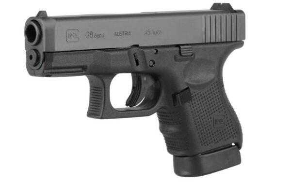 Glock 30 Gen4 45 Auto 10-Round Pistol