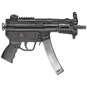 "PTR 9KT 9mm Luger Semi Auto Pistol 5.16"" Threaded Barrel 30 Rounds Aluminum M-LOK Handguard Aluminum End Cap with Sling Swivel Black Finish"