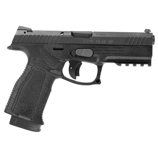STEYR L9-A2 MF 9mm 17 Round Handgun in Black 78.123.2H0
