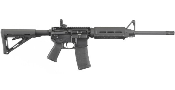 Ruger AR-556 5.56mm Semi-Auto Rifle
