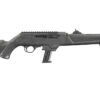 Ruger PC Carbine 9mm with Threaded Fluted Barrel