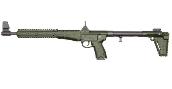 Kel-Tec Sub-2000 9mm Gen2 OD Green Carbine