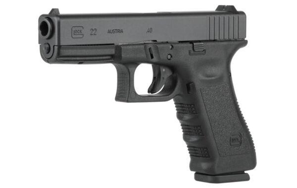 Glock 22 Gen3 40 S&W Pistol