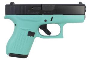 Glock 42 380 Auto Single Stack Pistol