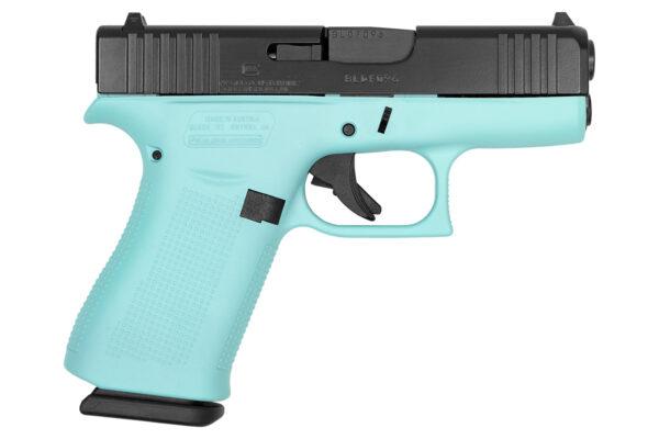 Glock 43X 9mm Subcompact Pistol