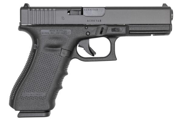 Glock 17 MOS Gen4 9mm 17-Round Pistol