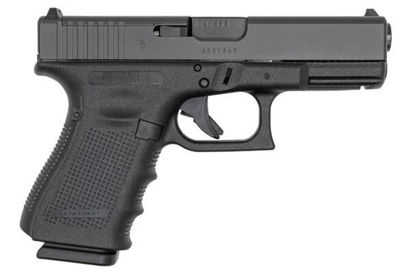 Glock 19 MOS Gen4 9mm 15-Round Pistol