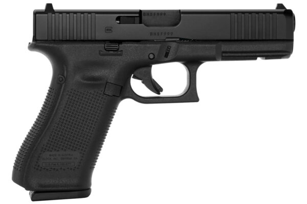 Glock 17 Gen5 9mm Full-Size Pistol